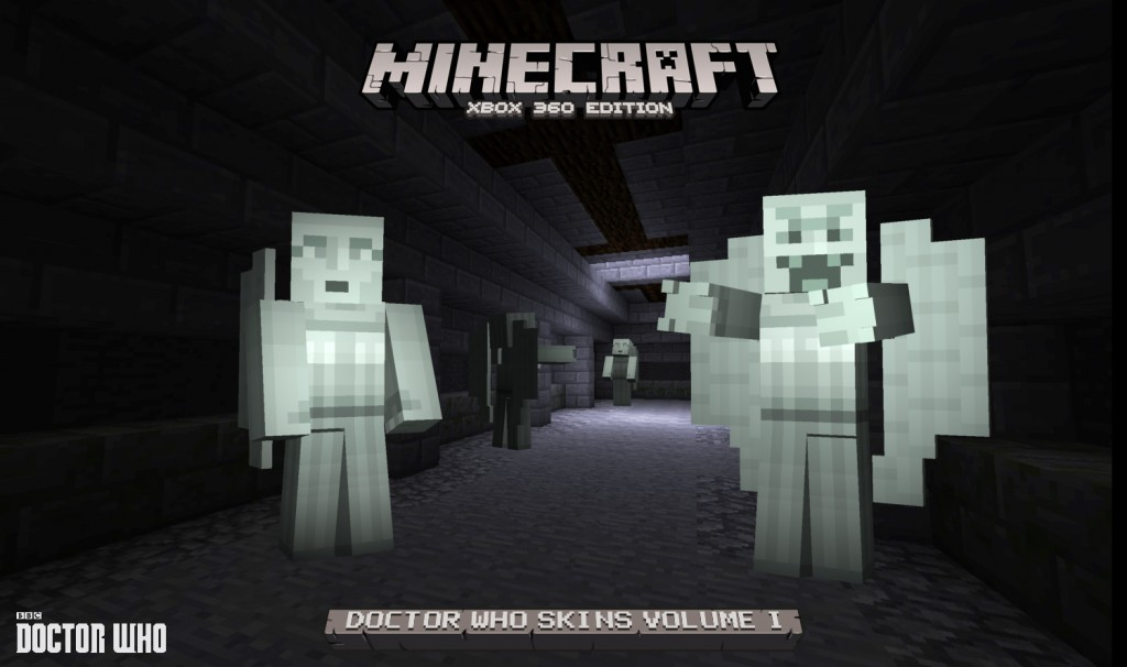 Minecraft Xbox Doctor Who Skin Pack Release Date & Price ...